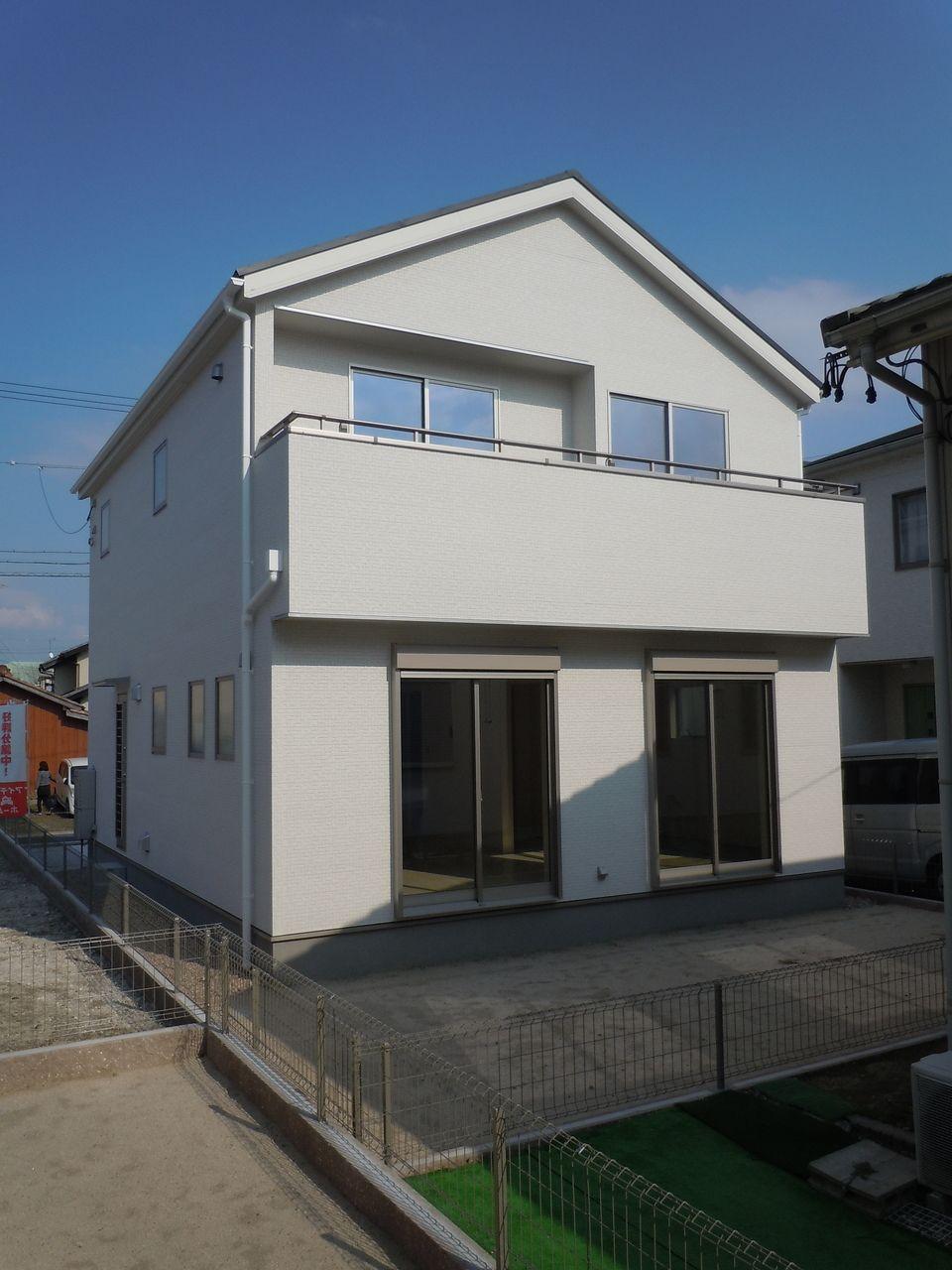 一建設株式会社の新築分譲住宅です。