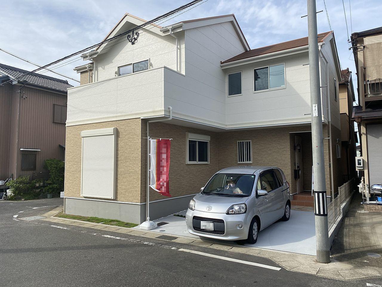 三栄建築設計の新築分譲住宅