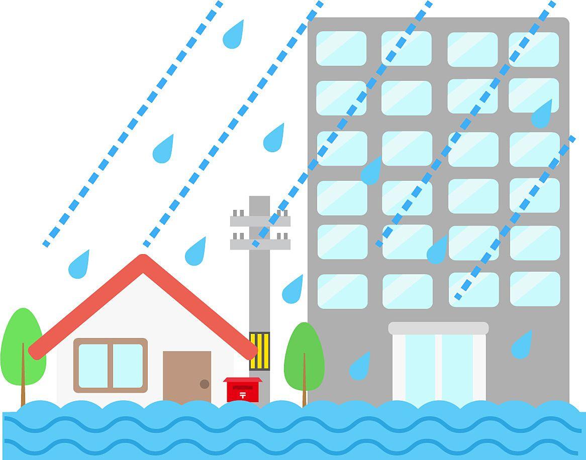水害リスクを知ろう!!
