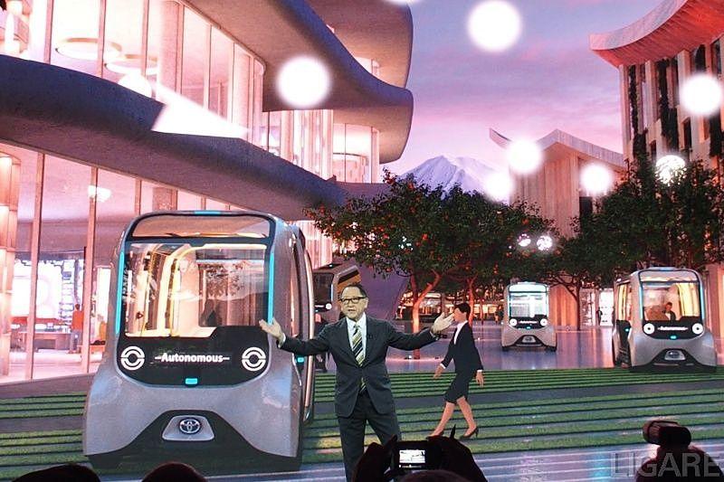 2020年1月、トヨタ自動車は世界最大級の電子機器見本市「CES2020」において、あらゆるモノやサービスをネットでつなげるスマートシティ構想を発表しました。