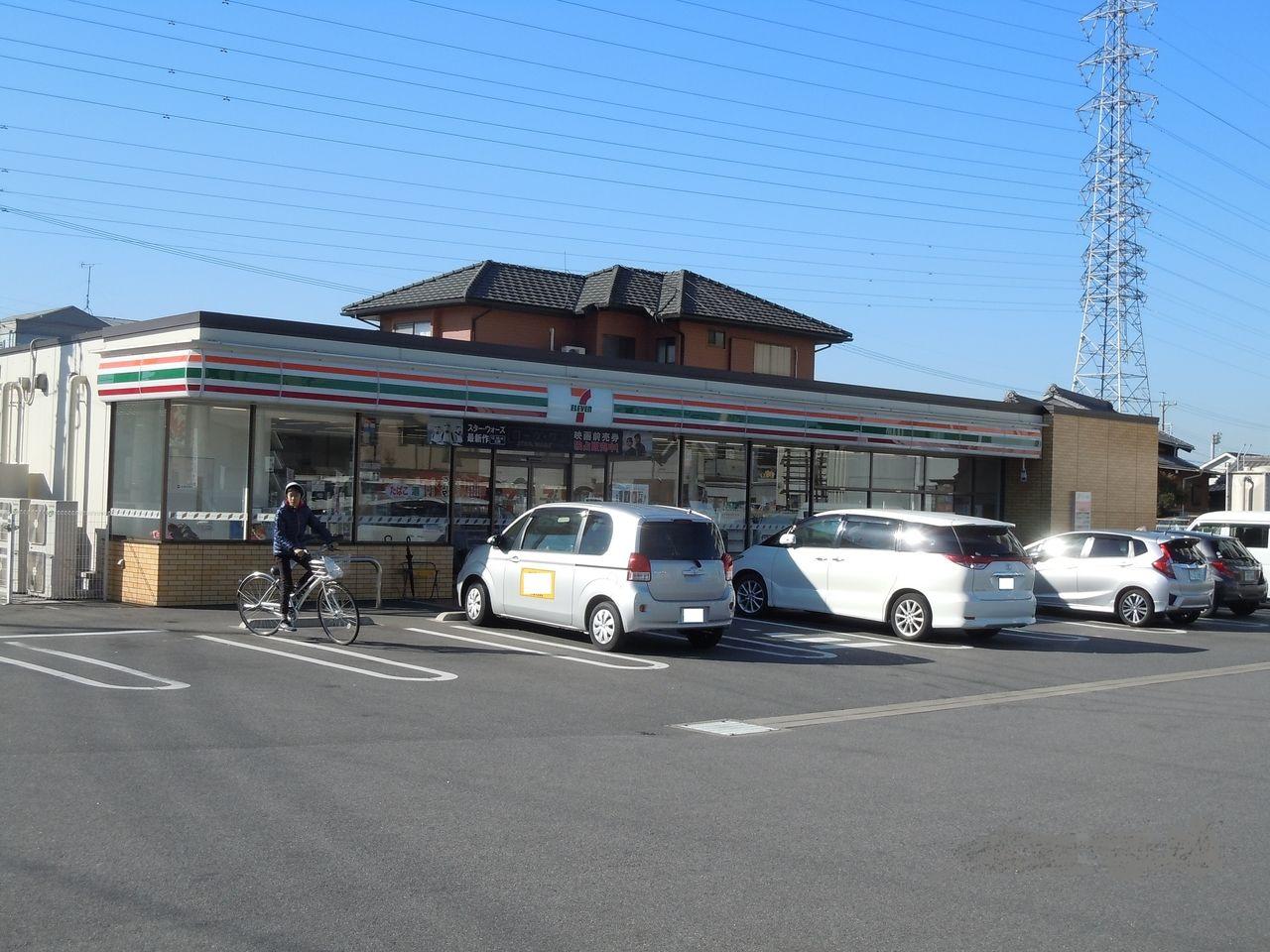 セブンイレブン東刈谷店